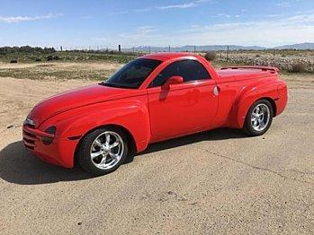 2004 Chevrolet SSR for sale 100814662