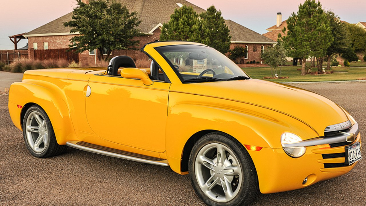 2004 Chevrolet SSR for sale 100883263