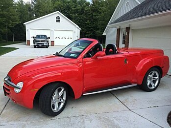 2004 Chevrolet SSR for sale 100903888