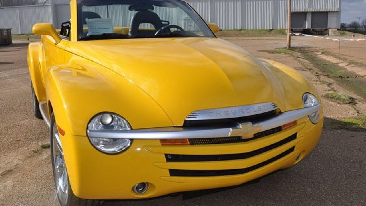 2004 Chevrolet SSR for sale 100904712