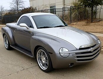 2004 Chevrolet SSR for sale 100951715