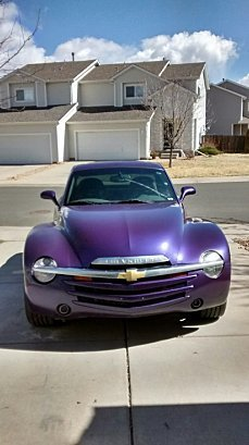 2004 Chevrolet SSR for sale 100755860
