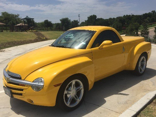 Used Chevy Ssr Truck For Sale