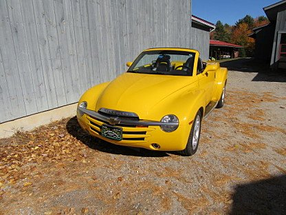 2004 Chevrolet SSR for sale 100811920