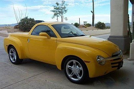 2004 Chevrolet SSR for sale 100839109