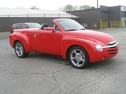 2004 Chevrolet SSR for sale 100867392