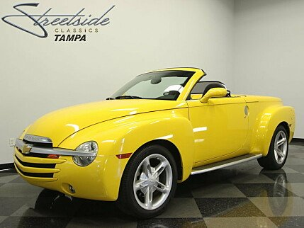 2004 Chevrolet SSR for sale 100873128