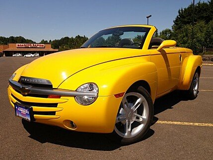 2004 Chevrolet SSR for sale 100886969