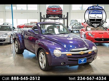 2004 Chevrolet SSR for sale 100912457