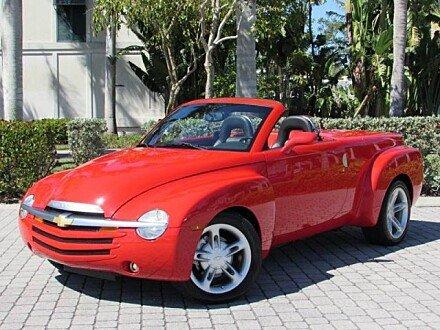 2004 Chevrolet SSR for sale 100978394