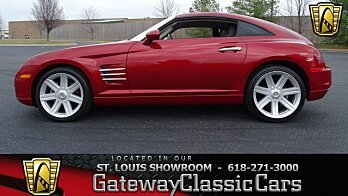 2004 Chrysler Crossfire Coupe for sale 100834773