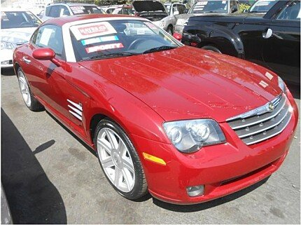 2004 Chrysler Crossfire Coupe for sale 100894401