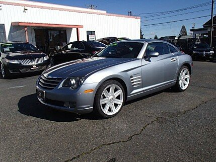 2004 Chrysler Crossfire Coupe for sale 100963214