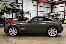 2004 Chrysler Crossfire Coupe for sale 101036172