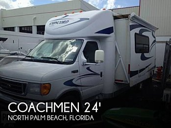 2004 Coachmen Concord for sale 300145047