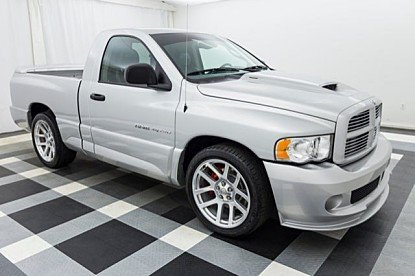 2004 Dodge Ram SRT-10 2WD Regular Cab for sale 100817359