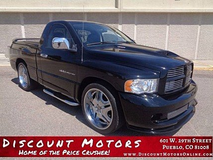 2004 Dodge Ram SRT-10 2WD Regular Cab for sale 100835696
