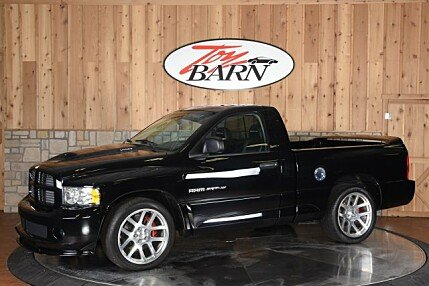 2004 Dodge Ram SRT-10 2WD Regular Cab for sale 100854575
