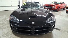 2004 Dodge Viper SRT-10 Convertible for sale 100856755