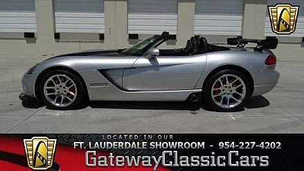 2004 Dodge Viper for sale 100876313