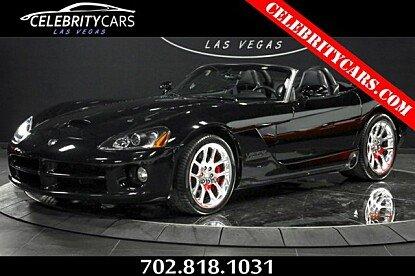 2004 Dodge Viper SRT-10 Convertible for sale 100944596