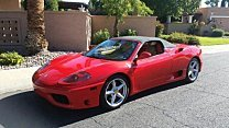2004 Ferrari 360 for sale 100740653