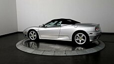 2004 Ferrari 360 Spider for sale 100843694