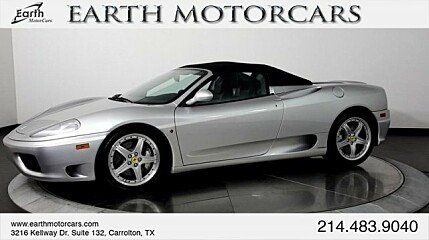 2004 Ferrari 360 Spider for sale 100843694