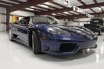 2004 Ferrari 360 Challenge Stradale for sale 100851737
