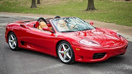 2004 Ferrari 360 for sale 100858415