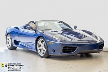 2004 Ferrari 360 Spider for sale 100996071