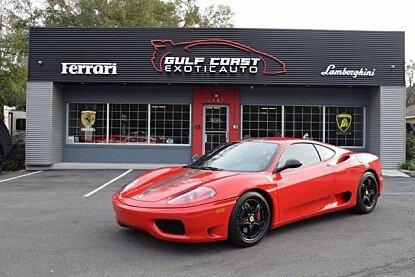 2004 Ferrari 360 Modena for sale 100848398
