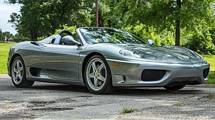 2004 Ferrari 360 Spider for sale 100874160