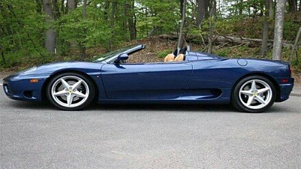 2004 Ferrari 360 Spider for sale 100897722