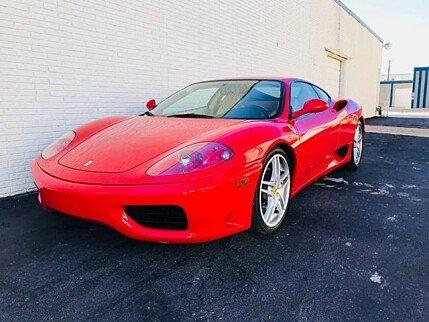 2004 Ferrari 360 Modena for sale 100942344