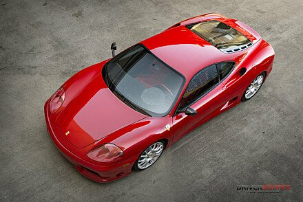 2004 Ferrari 360 Challenge Stradale for sale 100978636