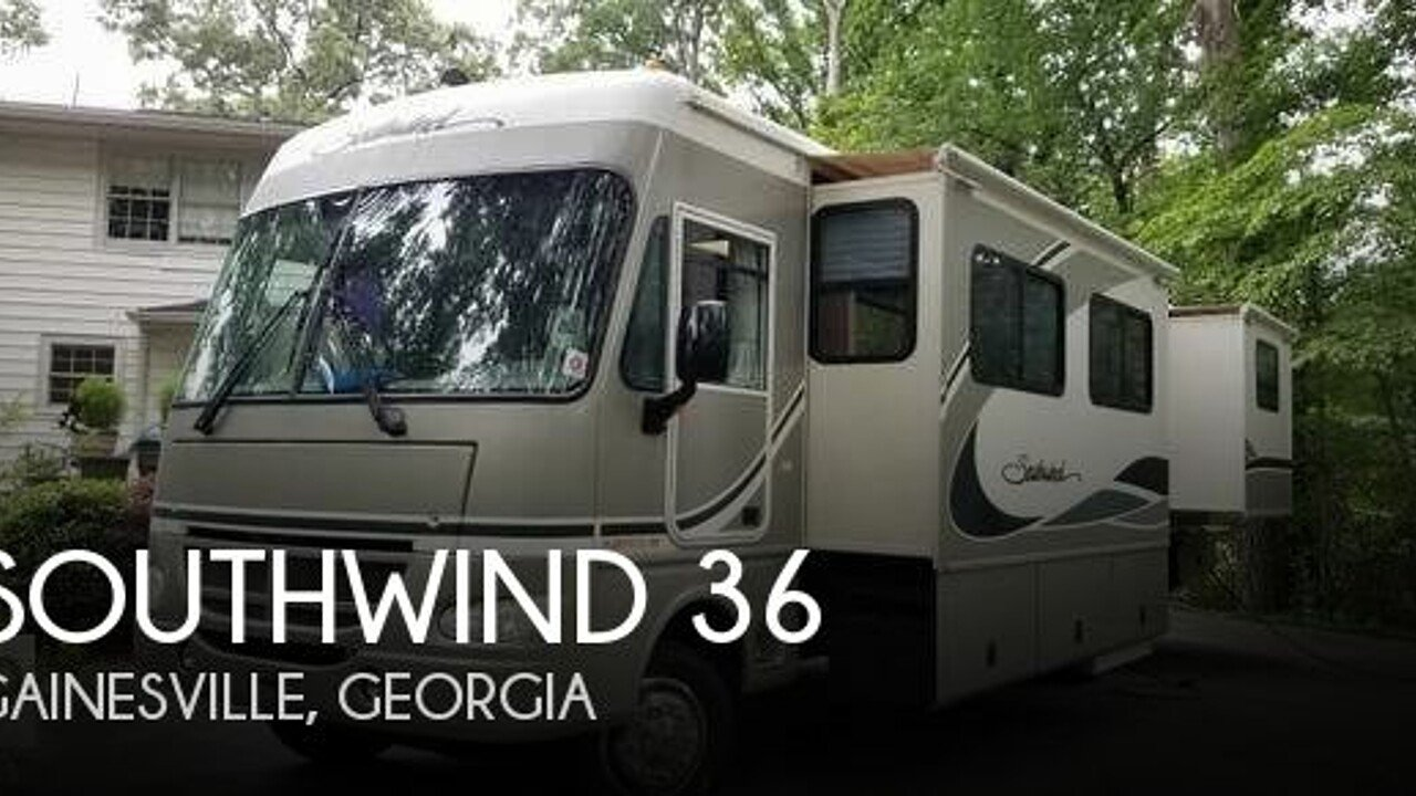 2004 Fleetwood Southwind for sale 300168765