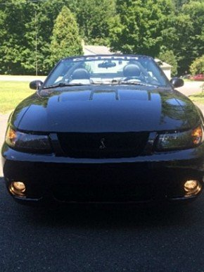2004 Ford Mustang Cobra Convertible for sale 100753524