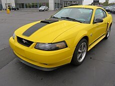 2004 Ford Mustang Mach 1 Coupe for sale 100821144