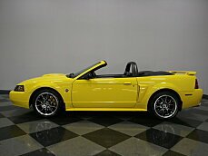 2004 Ford Mustang GT Convertible for sale 100859330