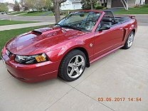 2004 Ford Mustang GT Convertible for sale 100873400