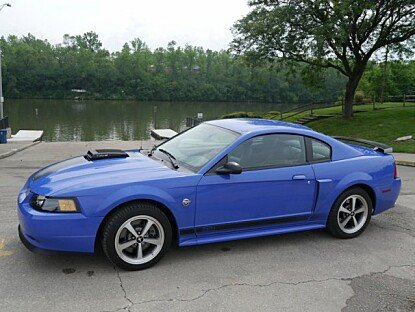 2004 Ford Mustang Mach 1 Coupe for sale 100898048
