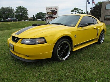 2004 Ford Mustang Mach 1 Coupe for sale 100998546