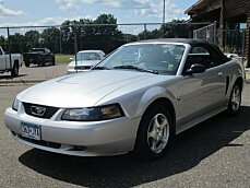 2004 Ford Mustang Convertible for sale 101007783