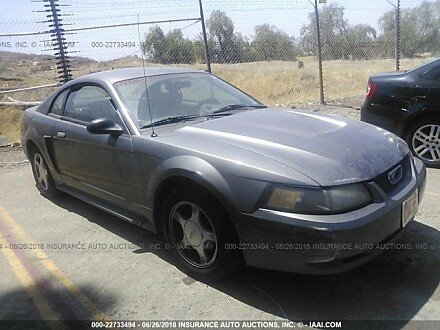 2004 Ford Mustang Coupe for sale 101016008