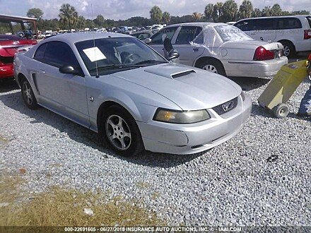 2004 Ford Mustang Coupe for sale 101016009