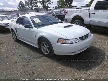2004 Ford Mustang Coupe for sale 101016011