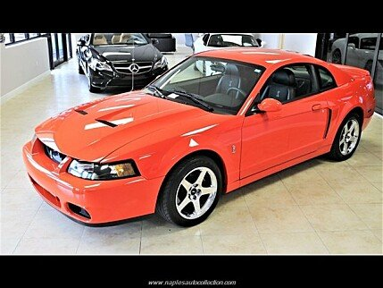 2004 Ford Mustang Cobra Coupe for sale 101016521