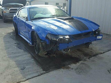2004 Ford Mustang Mach 1 Coupe for sale 101052617