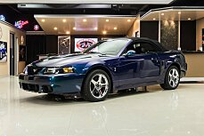 2004 Ford Mustang Cobra Convertible for sale 101056910